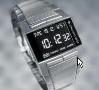 Junghans Mega1000 RC watch