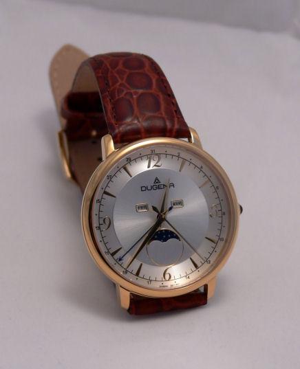 Dugena Calendar Watch