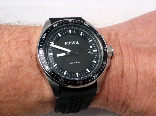 "Fossil ""decker"" - solid dependable and comfortable - OK?"