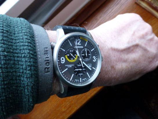 Junkers Titanium Alarm - one of the best.