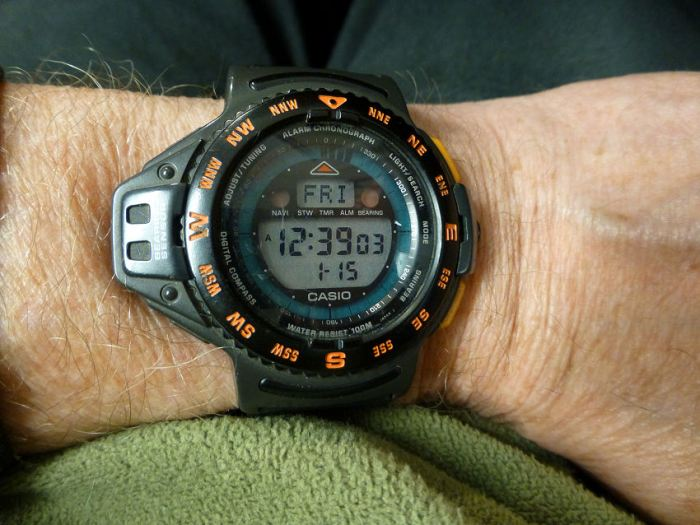 Rare Casio CPW200 from and working great.