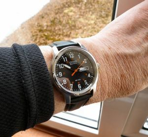 Eco-Drive Citizen 180