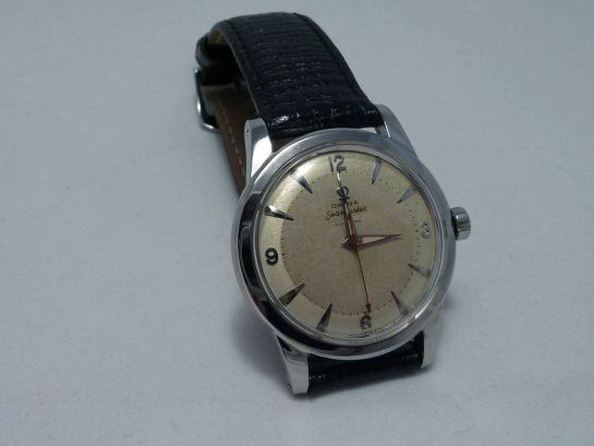 Omega Seamaster 1959