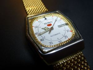 Seiko 5? Indian style? Franken, Bitzer, Dog, Conglom, CollectaPart, - whatever you call it . . .