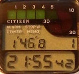Citizen D100 Windsurfer