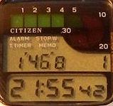 Citizen D100 Windsurfer