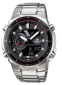 Casio EFA-131D-1A1V World Timer