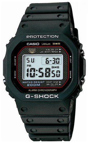 The G-Shock DW-5000C