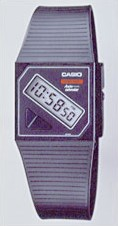 Super thin Casio PELA fs-10