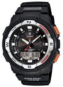 Compass watch - Casio SGW-500H-1BV