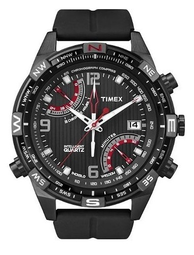 Timex Adventure Fly-back Digital Compass T49865
