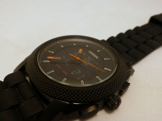 Military look Fossil