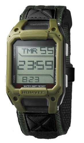 Humvee recon Olive Digital
