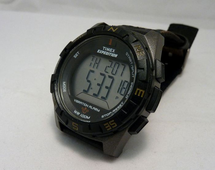 Timex Expedition Vibration Alarm T49854J