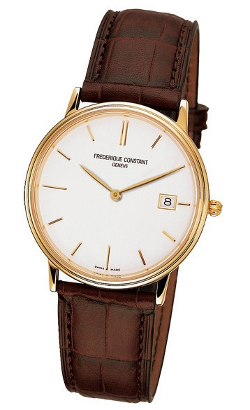 Frederique Constant Quartz slim Gents.