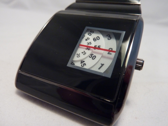 Disc watch from Zuricht
