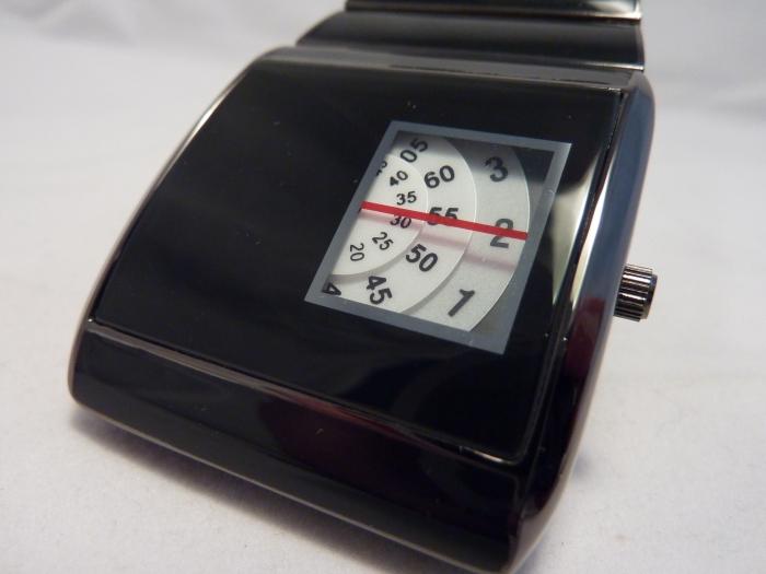 Disc watch from Zuricht