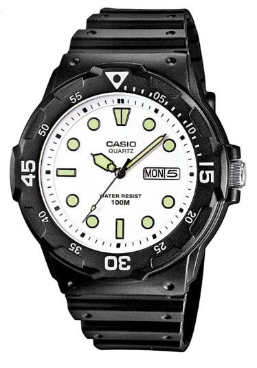 Casio Collection Gents Day date