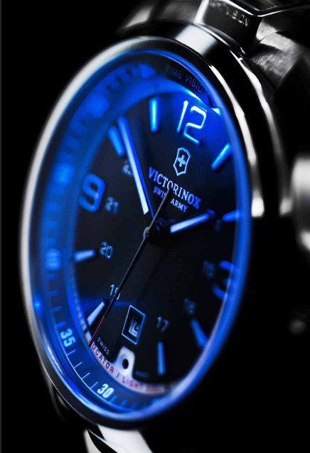 Dial vision by Victorinox