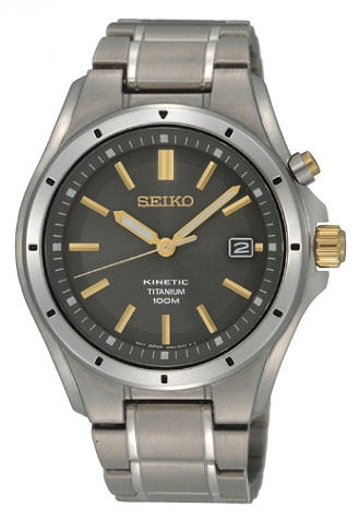 The Seiko SKA459P1 Titanium Kinetic