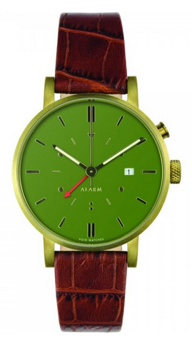 Void V03-A Green Alarm Watch