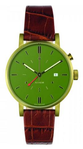 Void V03-A Green Alarm Watch