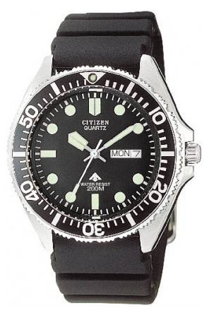 Citizen EcoDrive Divers - BK3150-04EE