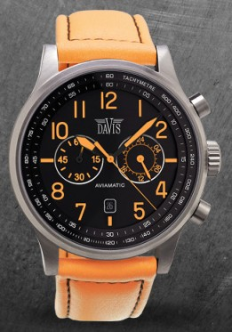 Davis Aviation 10260 Orange