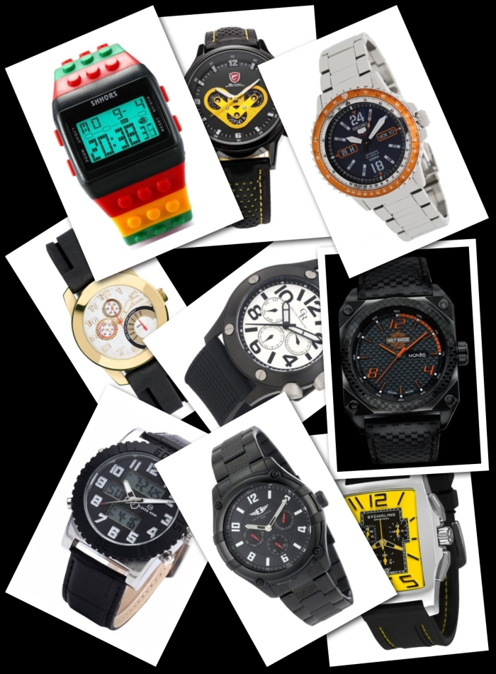 Watches for everyone!