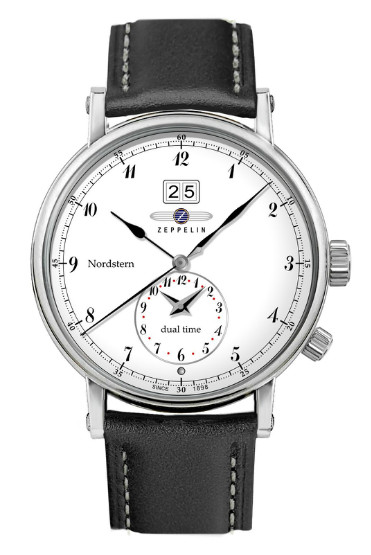 Zeppelin Nordstern, Big Date, Dual Time