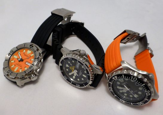 My Divers - value for money and great quality.