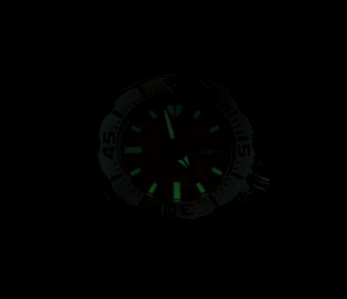 5 am - luminous dial still readable