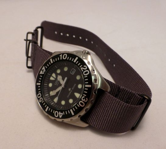 Citizen with Nato