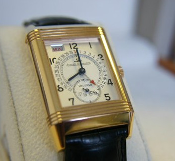 A Triple Date in Gold - this I like!