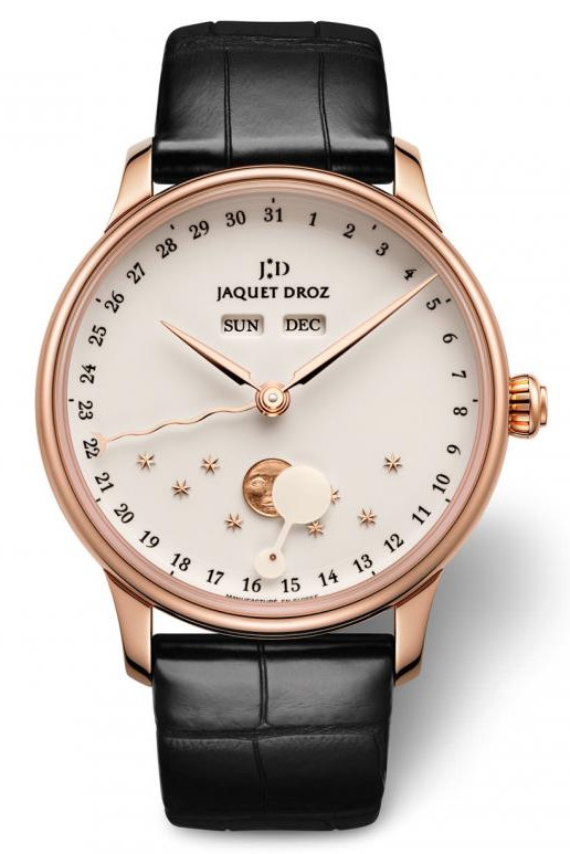 Jaquet Droz - who else?