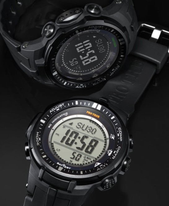 PRW-3000 series from Casio Pro-Tec