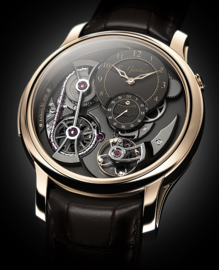 """""""Logical One"""" from Romain Gauthier"""