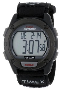 Pared down Timex Expedition T49949J fast Wrap Velcro.