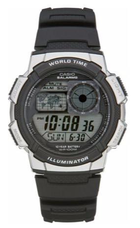 Casio World Time digital for £19.99 (Argos UK)