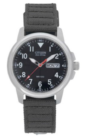 Citizen Military - available at Argos £69.99 (04/01/2014)