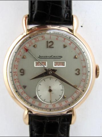 Jaeger LeCoultre Master Calendar vintage