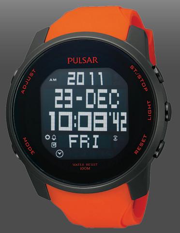 Pulsar PQ2013X1 scrolling Matrix LCD Display