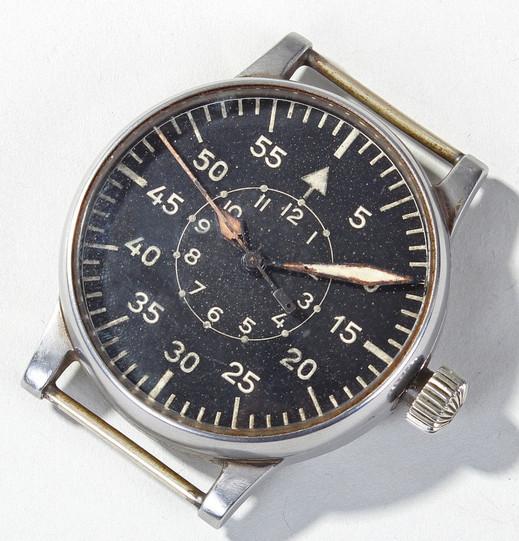 Lange & Sohne German observer aviators watch Estimated £3000+