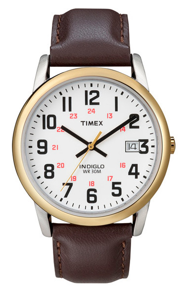 Timex Easy Reader - simple elegance