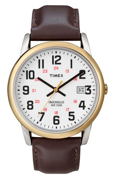 Timex Easy Reader - simple elegance