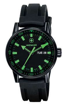 Wenger Commando Black Line 70172