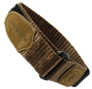 Velcro Fast Wrap, neat and fits all wrists