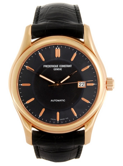 """Frederique Constant Automatic """"Clear Vision"""" Gents watch"""