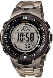 Casio PRW3000 series
