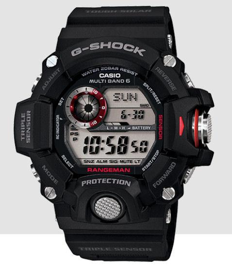 GW9400-1 Triple Sensor G Shock